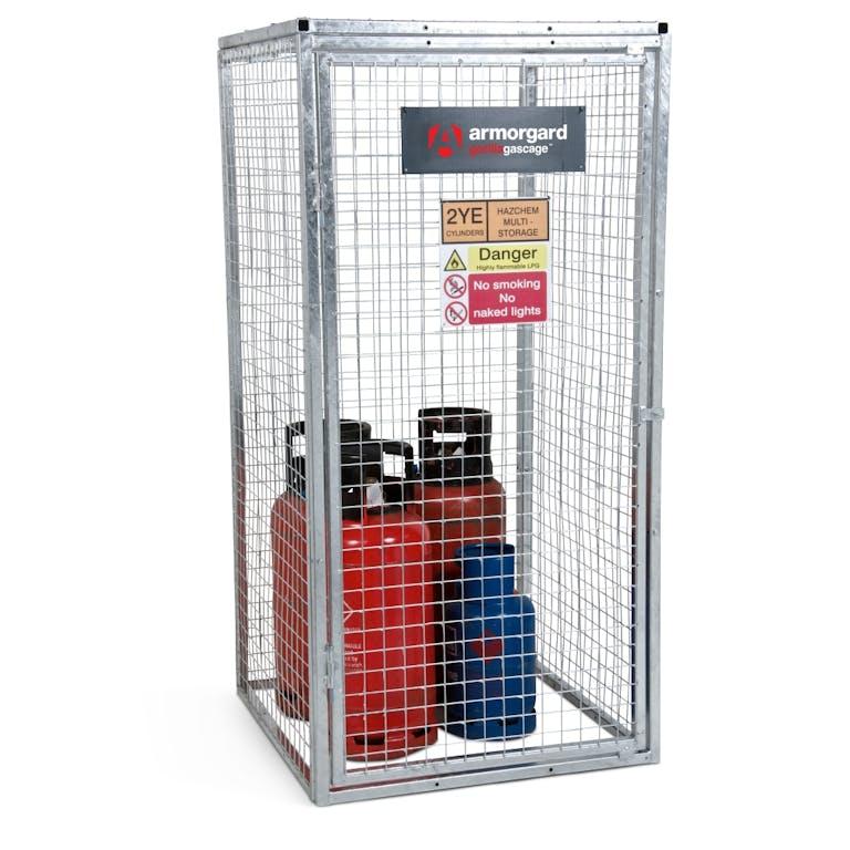 Gorilla Gas Cage