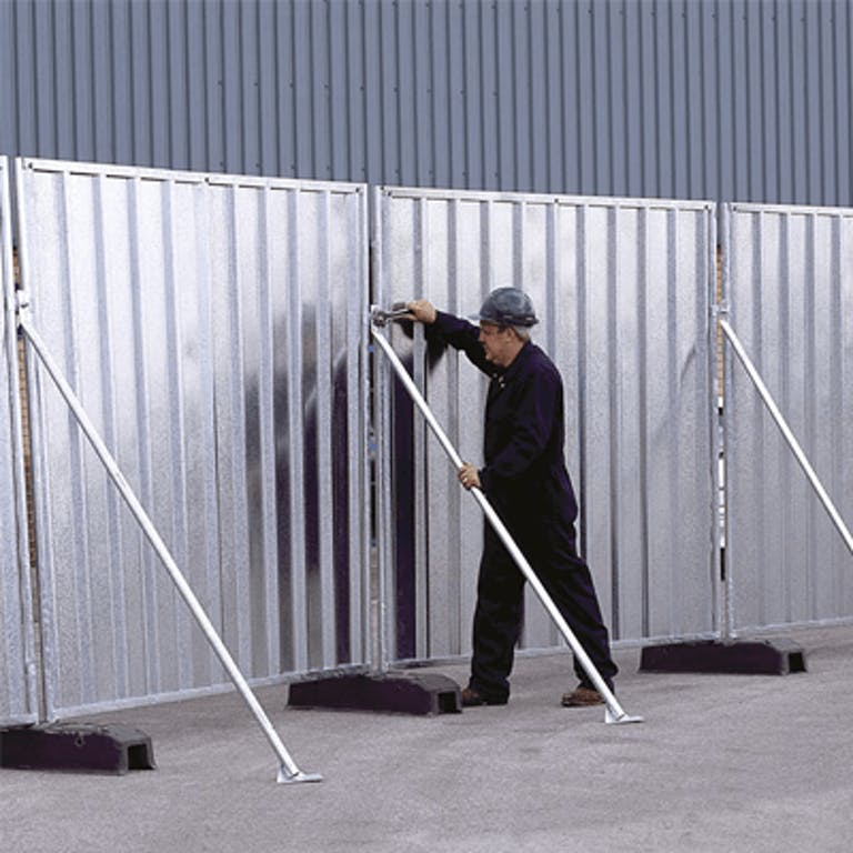 Site Hoarding Panel