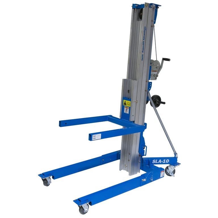 Genie SLA Materials Lift