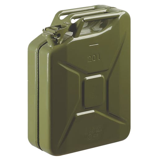20 Litre Steel Jerry Can