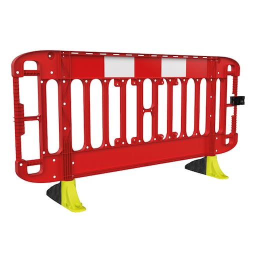 Pro Barrier with Anti-Trip Yellow Feet