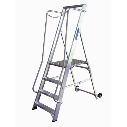 Aluminium Widestep Work Platform