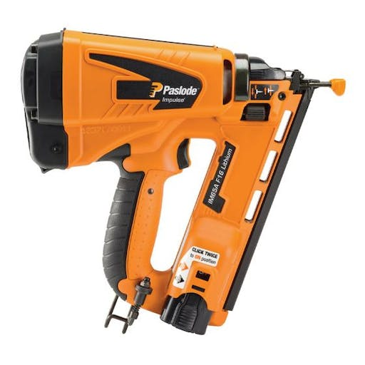 2nd Fix Paslode Brad Nailer - Angled