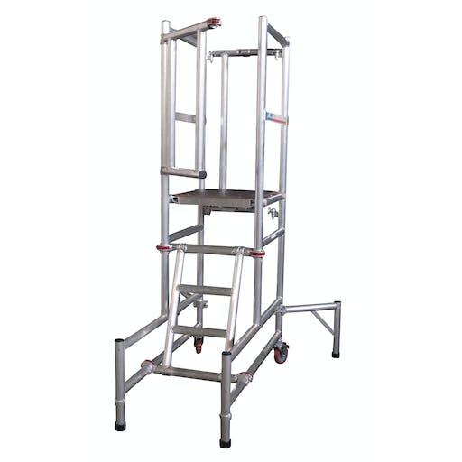 PAS250 Aluminium Podium Steps