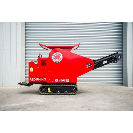 Red Rhino 4000 Mini Concrete Crusher