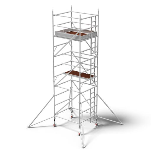 Alloy Access Tower