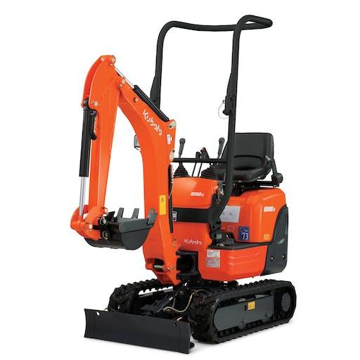 Micro Excavator (1 ton)