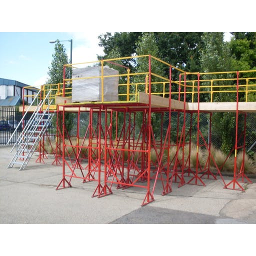 SafeStand Access System