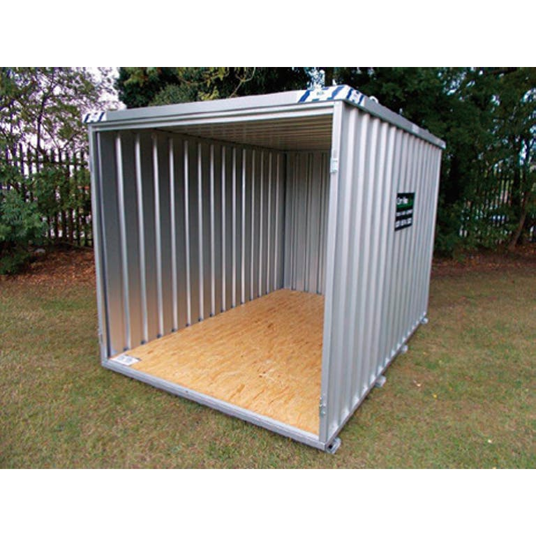 City Shed - Collapsible Site Unit