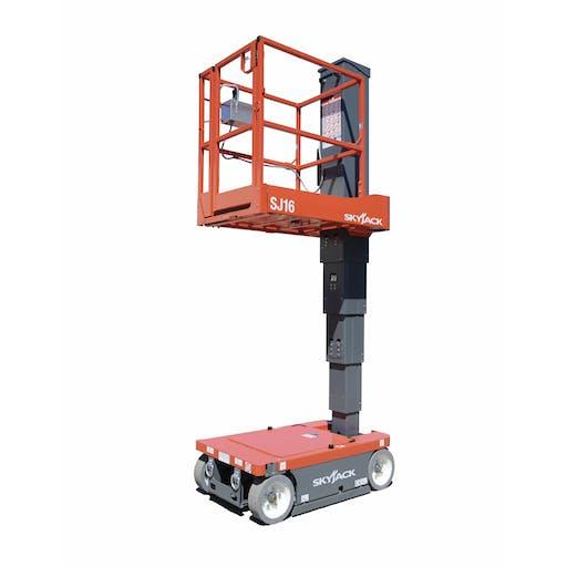 Skyjack SJ16 6.6m Vertical Mast