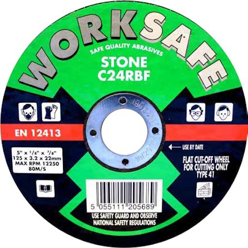 Abrasive Stone Cutting Disc