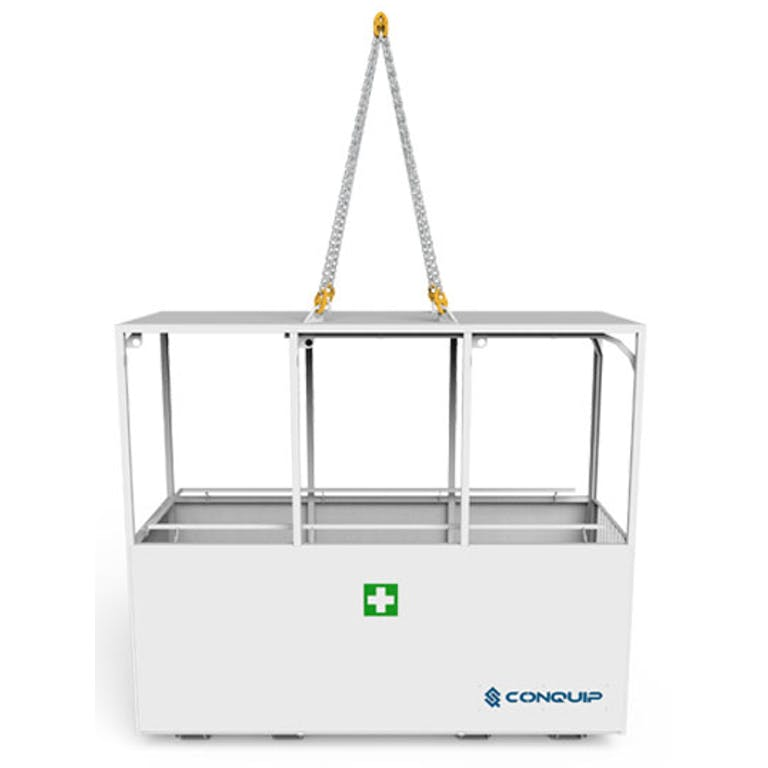 Rescue Stretcher Cage
