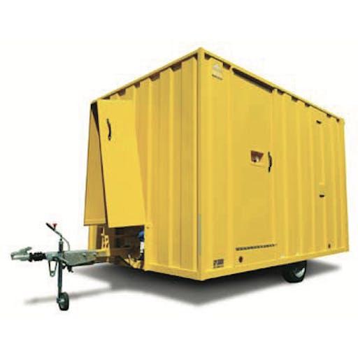 Towable Accommodation Unit