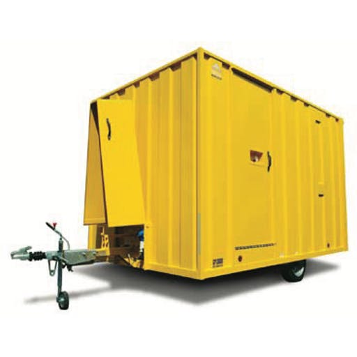 Towable Accommodation Unit