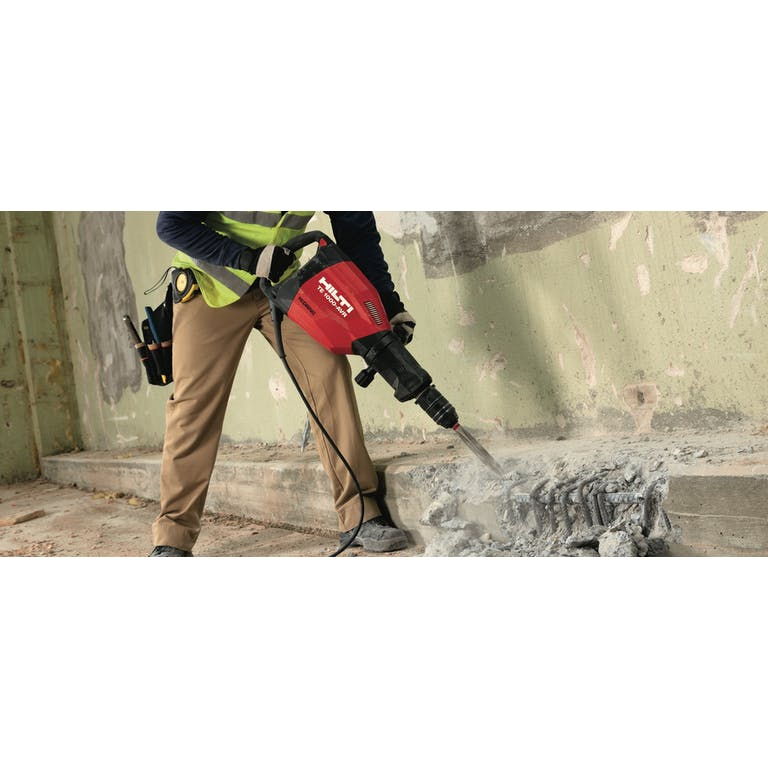 Medium Breaker (Hilti TE-1000)