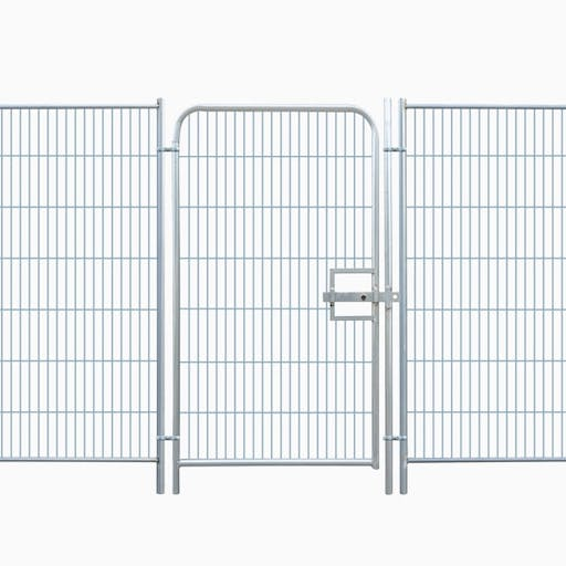 Temporary Fencing Pedestrian Gate