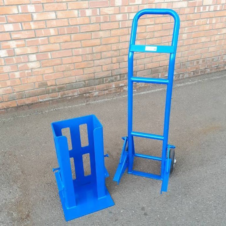 Test weight Trolley and Cage