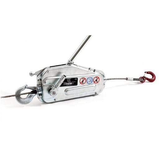 Tirfor Rope Winch