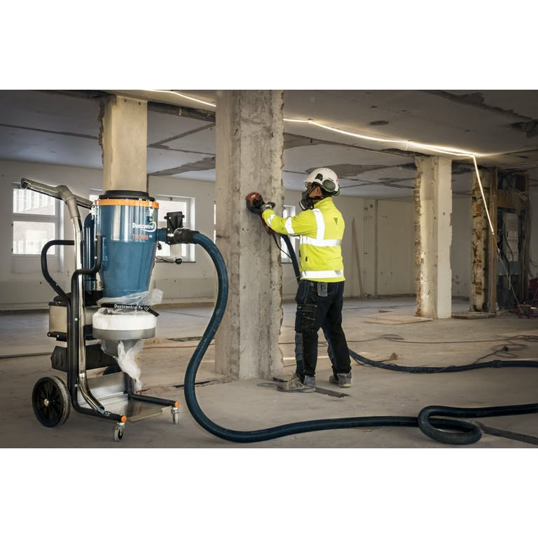 Large Dust Extractor (H-class)