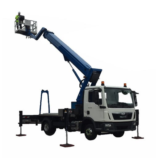 Truck Mount Boom Lift