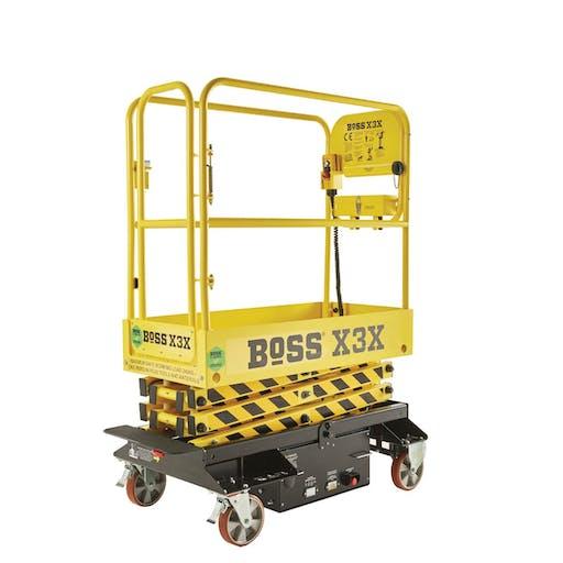 BoSS X3X - 5.2m Micro Scissor Lift